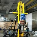 Буровая установка для укрепления грунтов и фундамента